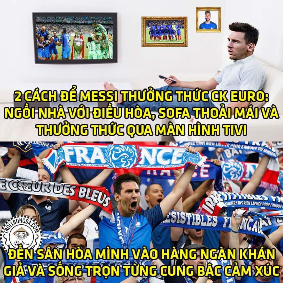 Messi tối nay :v :v