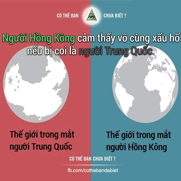 HONGKONG IS NOT CHINA!  Một trận bóng giữa tuyển Hồng Kông và tuyển Trung Quốc, ngoài những...