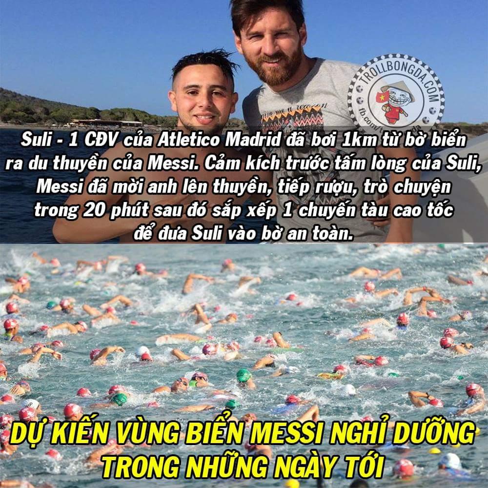 Lễ hội bơi vượt biển lớn nhất thế giới sắp được tổ chức. :v