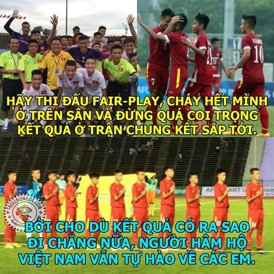 U16 Việt Nam tiến lên!!!  -Hoài