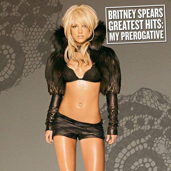 Greatest Hits: My Prerogative has just become Britneys second million-selling album in the
