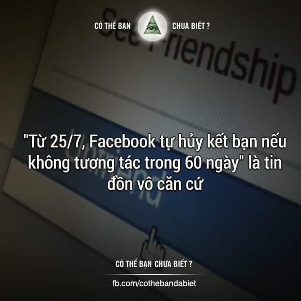 Đừng để bị lừa nhé (y) ------------ Theo đại diện truyền thông của Facebook ở Việt Nam trả lời...
