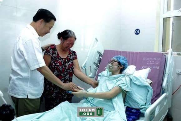 Vĩnh biệt Đậu Thị Huyền Trâm: em đã cầm cự đủ lâu cho cuộc đời đẹp hơn Trưa nay, người mẹ ấy...