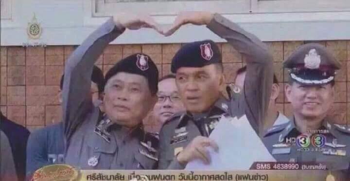 Quy định mới của Thái Lan, nếu người dân gây gổ với nhau, sau khi được dẫn đến đồn cảnh sát để...