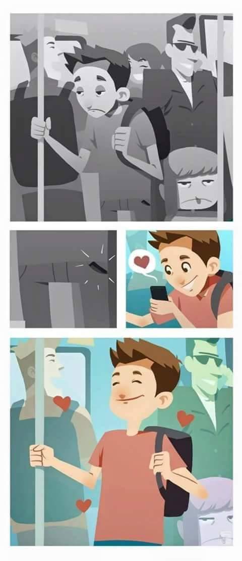 Luôn có 1 người như thế. :)