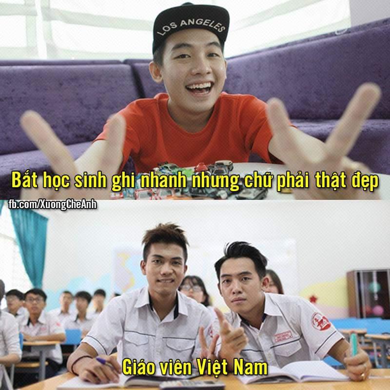 Chỉ có thể là Việt Nam.