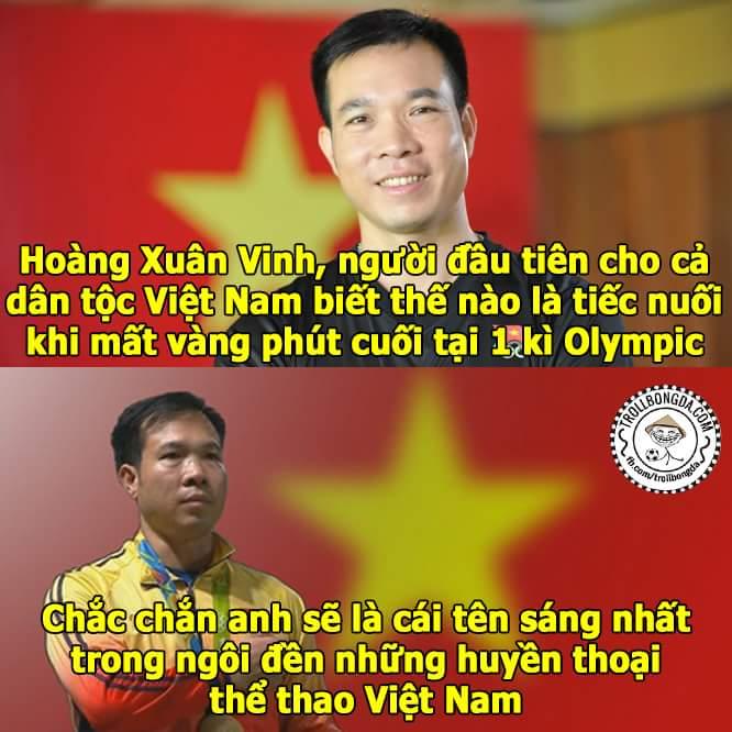 1 vàng, 1 bạc - Việt Nam xếp hạng 24: KHÔNG THỂ TIN NỔI