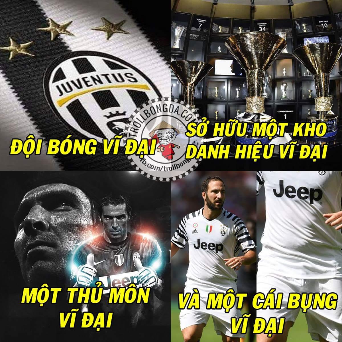 #Juventus đầu tư 90 triệu Euro mua tiền đạo được khuyến mãi thêm một đống mỡ sạch....