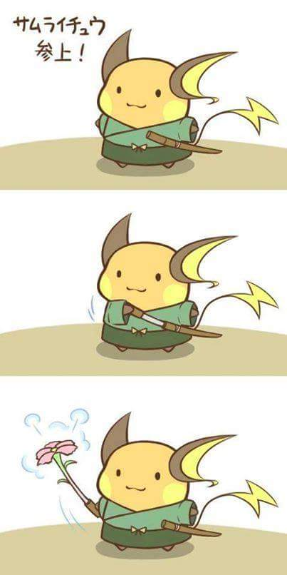 Cho bông hoa nè. :v  Trong pokemon thì pikachu chỉ mang tính biểu tượng chứ sức mạnh thì bình...