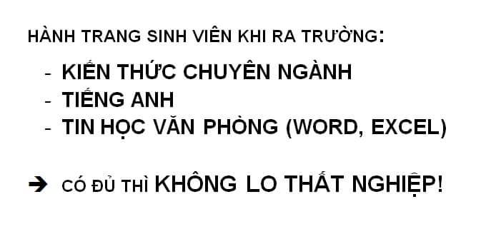 #word #excel #tienganh