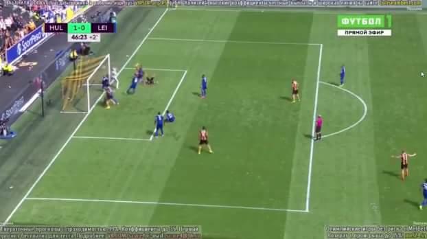 Nhà vô địch Leicester bị thủng lưới ngay cuối H1, Cáo gặp Hổ Hull xem ra yếu thế rồi...