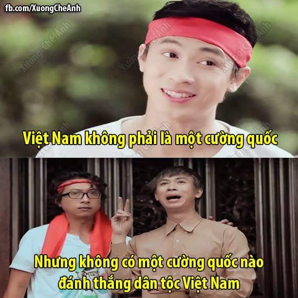 Việt Nam là thế