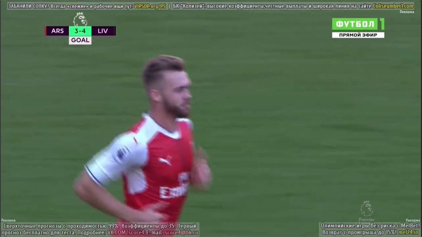 4-3 cho Arsenalllllll. Có khi nào hòa 2 số 4 ? :v