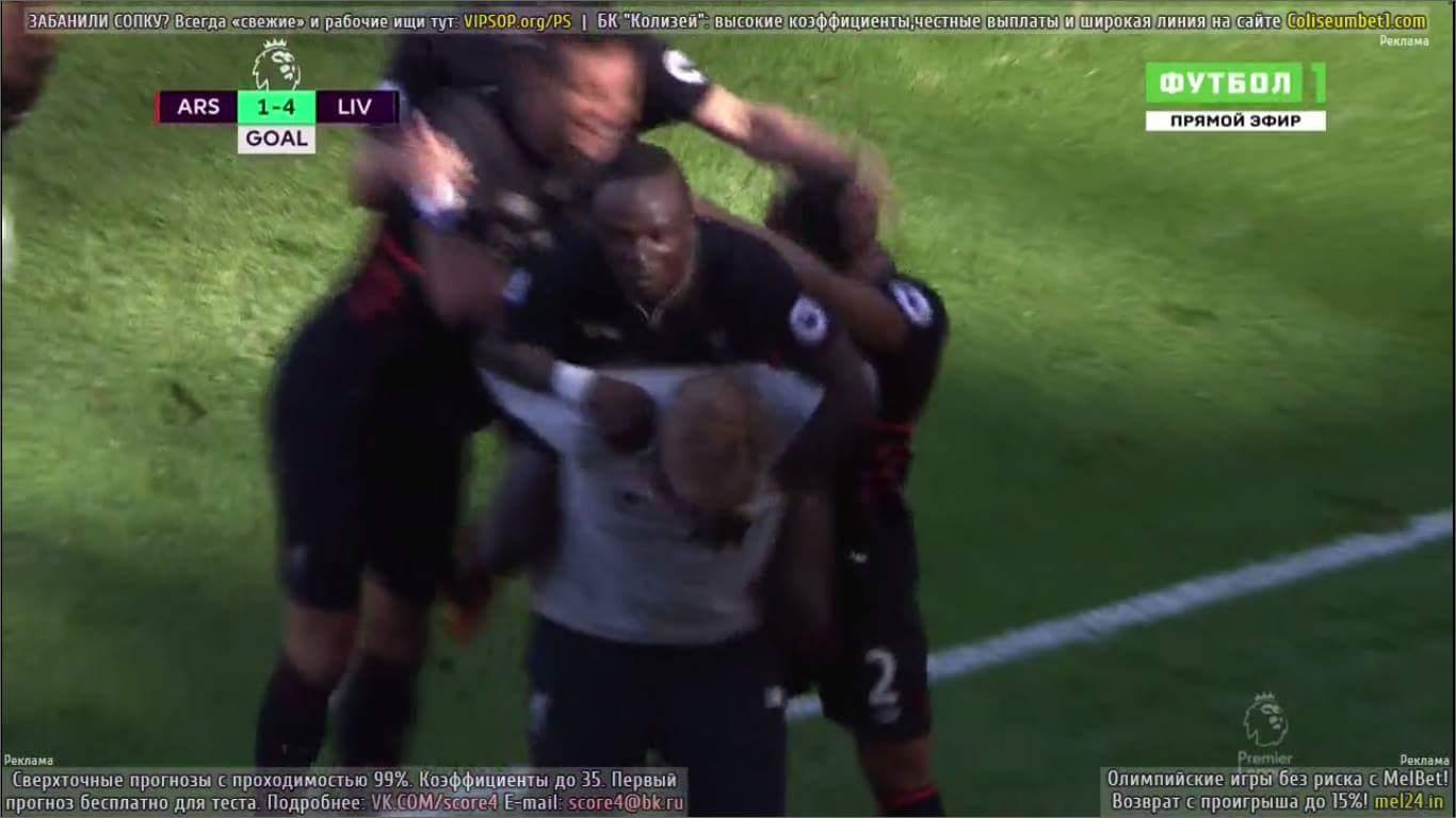 Sadio Maneeeeeeee 4-1 cho Liverpool. 5 bàn rồi các giáo sư ạ.