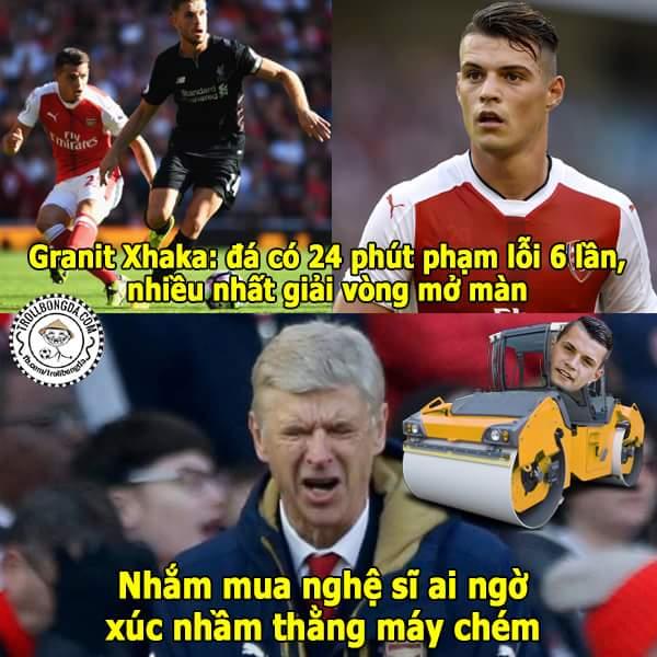 Tân binh của Arsenal chất quá, vô đối khoản chặt chém luôn