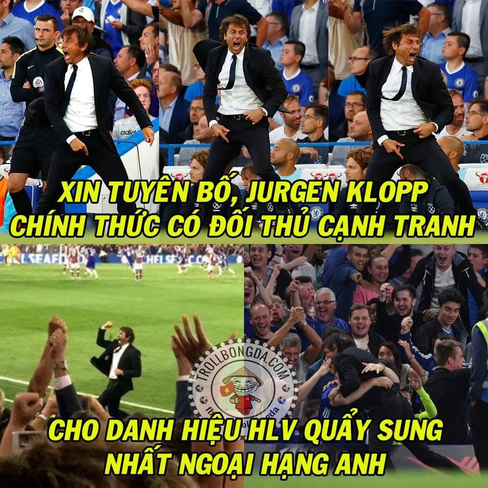 Chiến thắng của Chelsea đêm quá cũng đau tim không kém gì trận Liverpool - Arsenal hôm trước....