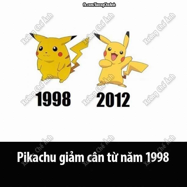 Có ai bắt được Pikachu chưa?