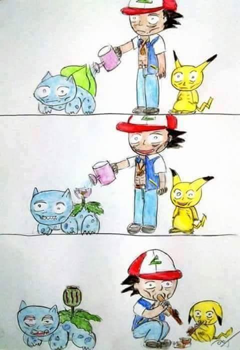 Cần tìm loài pokemon này. :v