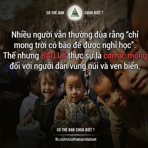 Ở Việt Nam, bão lũ hàng năm đã cướp đi sinh mạng của hàng trăm người dân mỗi năm, gây thiệt...