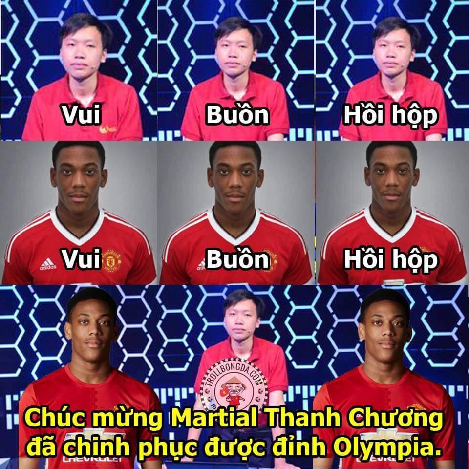 Martial phiên bản Việt :P  -Hoài