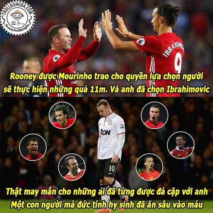 Rooney, người hùng thầm lặng thành Manchester