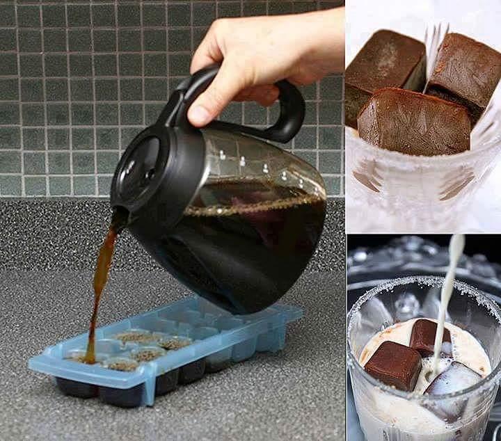 Bạn đã thưởng thức loại cà phê/ca cao sữa theo cách này