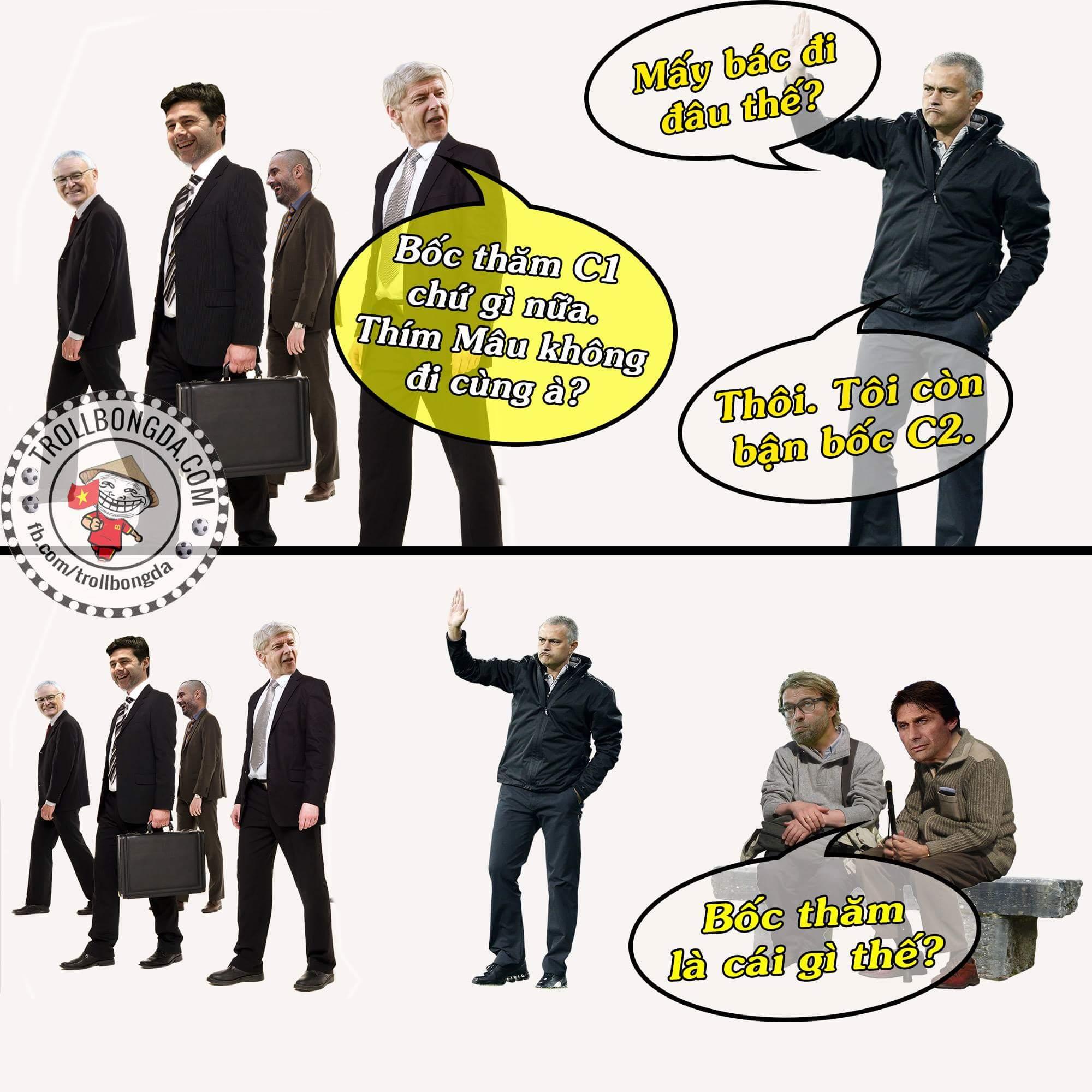 Muôn màu nước Anh. :v  #ChampionsLeague