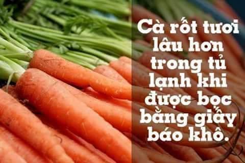 Tâm tư của rau củ
