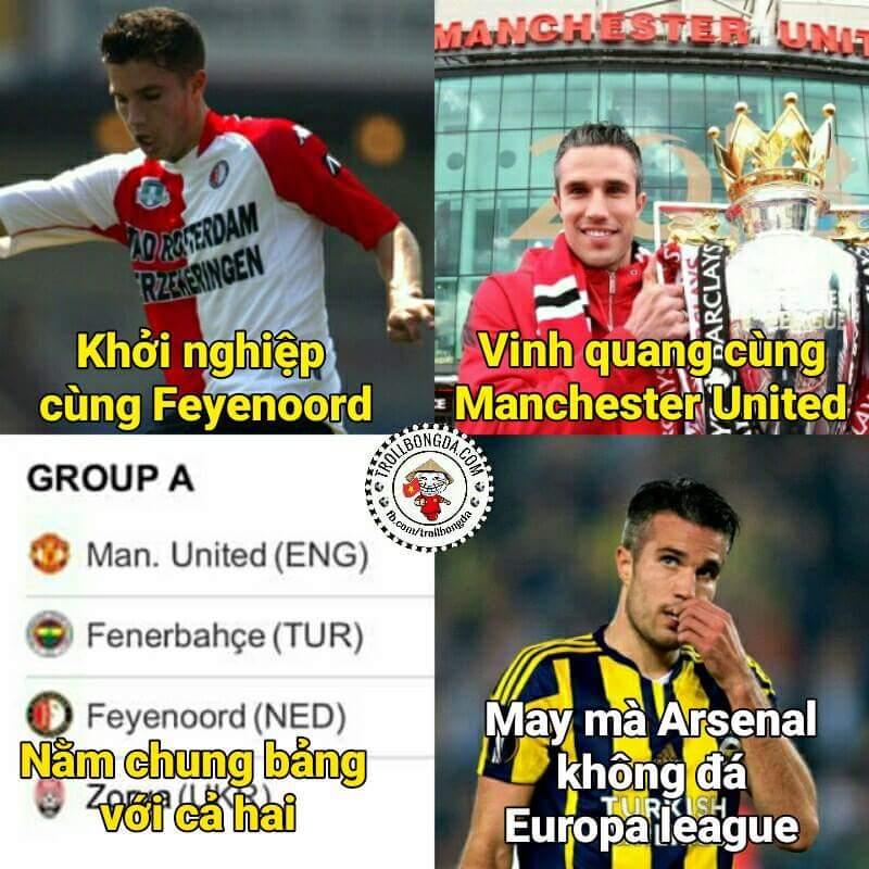Những lá thăm Europa League vừa được bốc, bảng của Man UTD có khá nhiều điều để nói đây :v ...