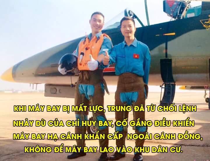 Cám ơn anh, người hùng thầm lặng - Phạm Đức Trung.