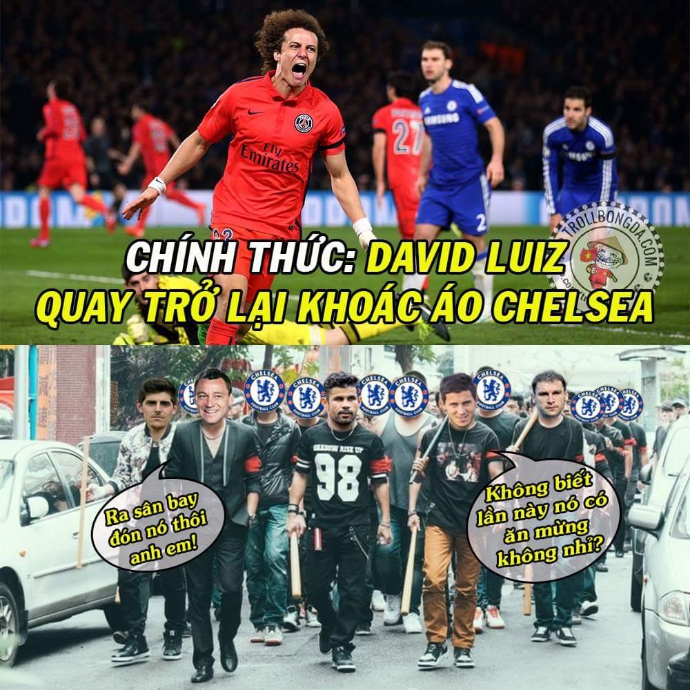 CHÍNH THỨC: Chelsea gây sốc trong ngày cuối cùng của kỳ chuyển nhượng. :v  #Chelsea...