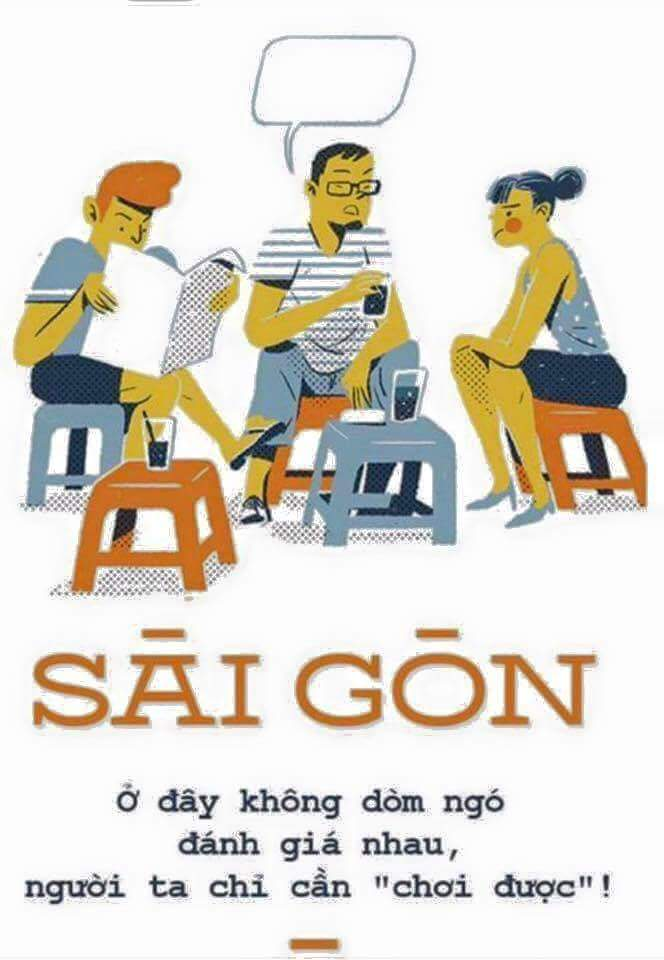 Ở Sài Gòn, người ta không rảnh để phân biệt bạn là Sài Gòn mới hay Sài Gòn gốc,...