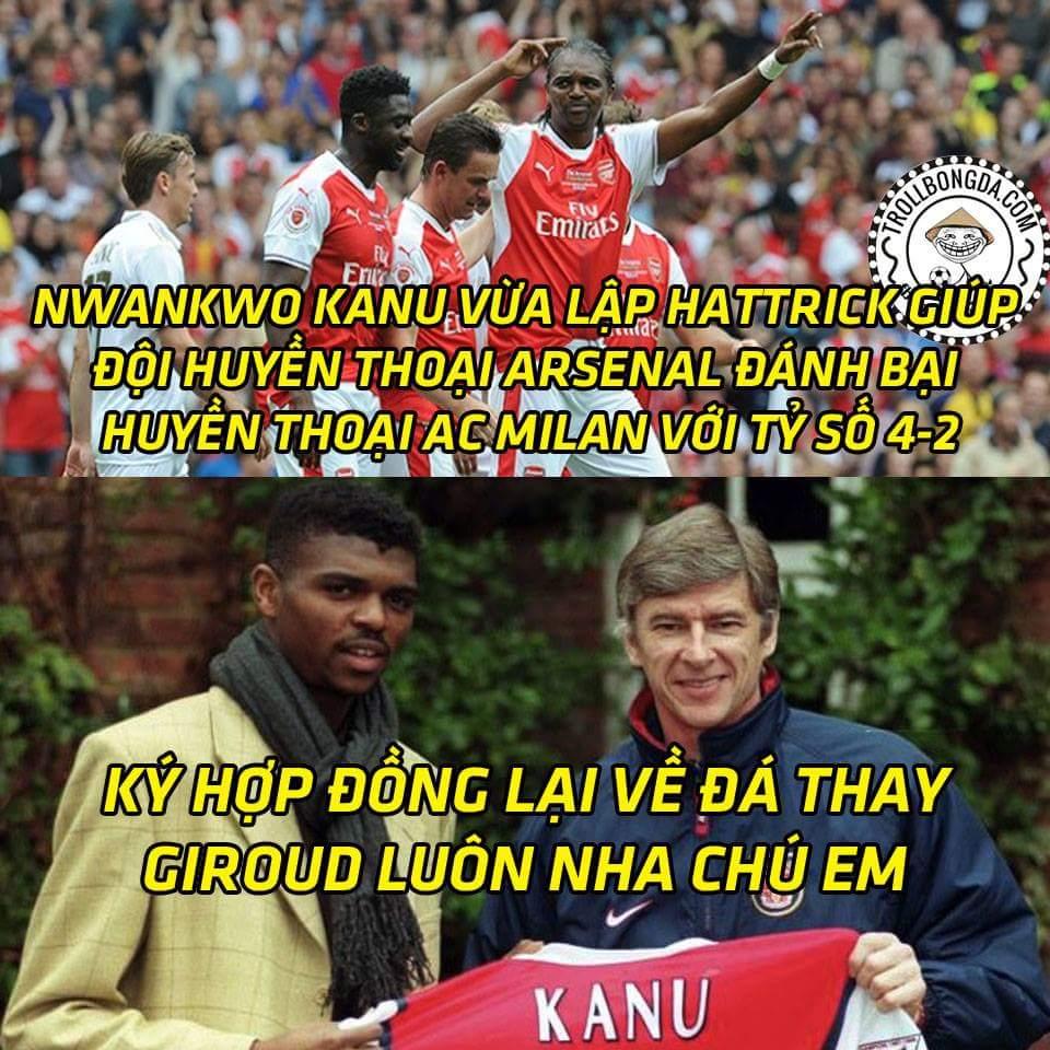 Hot hot hot...bản hợp đồng bom tạ của Arsenal mùa này
