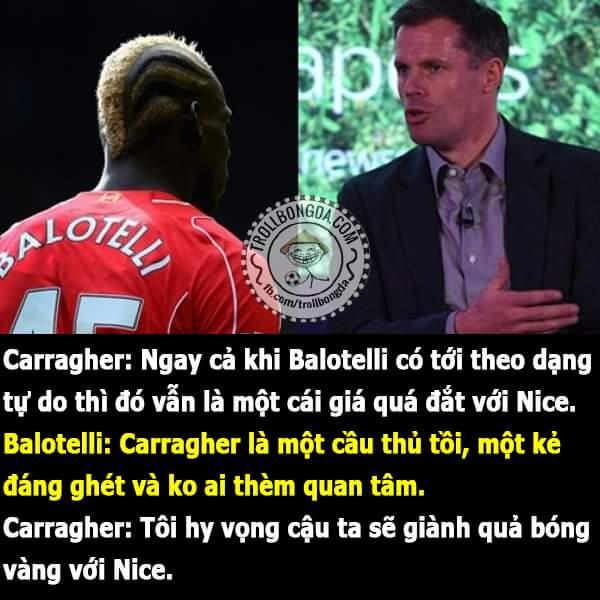 Những phát ngôn để đời của Balotelli, cộng đồng Troll Bóng Đá sẽ không bao giờ quên anh -...