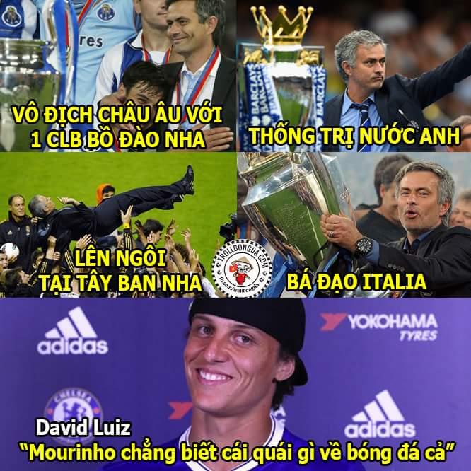 Sợ không ai nhớ tới nên phát biểu liều hả Luiz ?