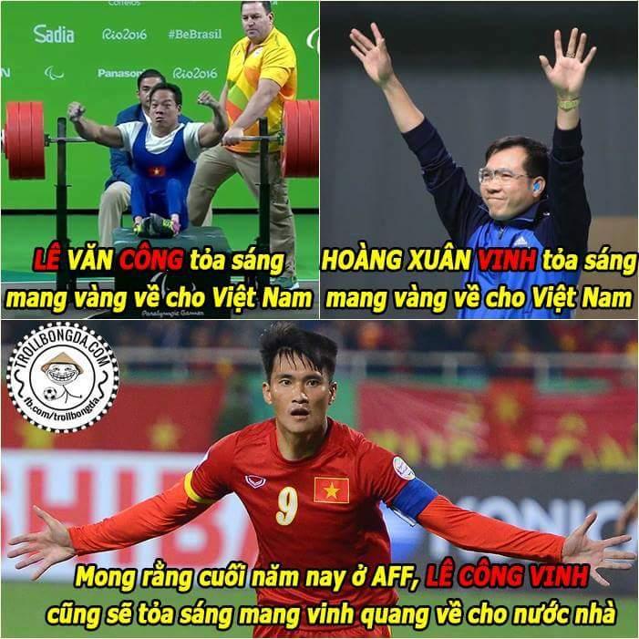 Hi vọng chiếc Cup AFF sẽ về lại Việt Nam
