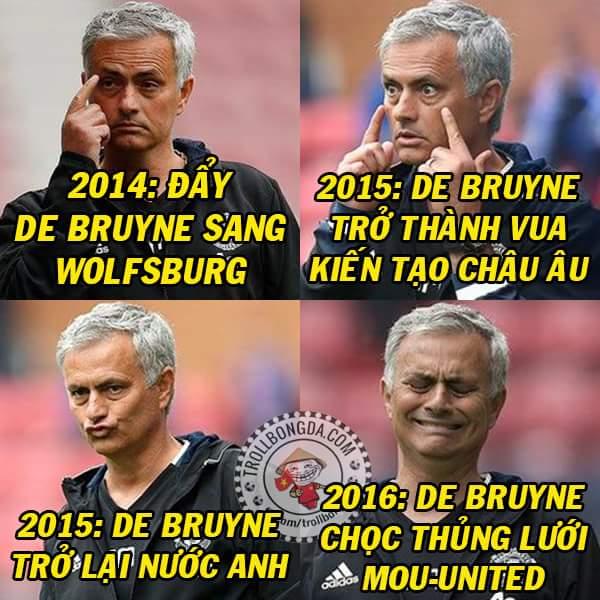 Tạm thời đã báo thù thành công, kịch hay vẫn còn ở phía trước. :v  #Mourinho...