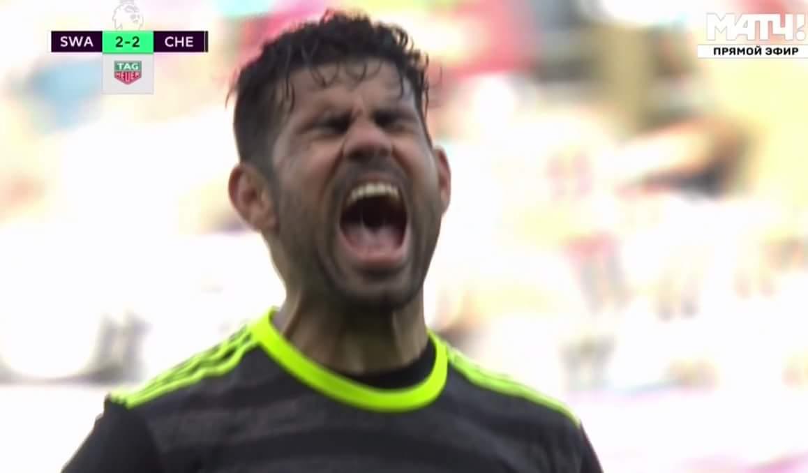 Hết giờ : Swansea 2-2 Chelsea. 2 bàn thua của Chelsea khá lớ ngớ, một trận hòa đáng tiếc cho...