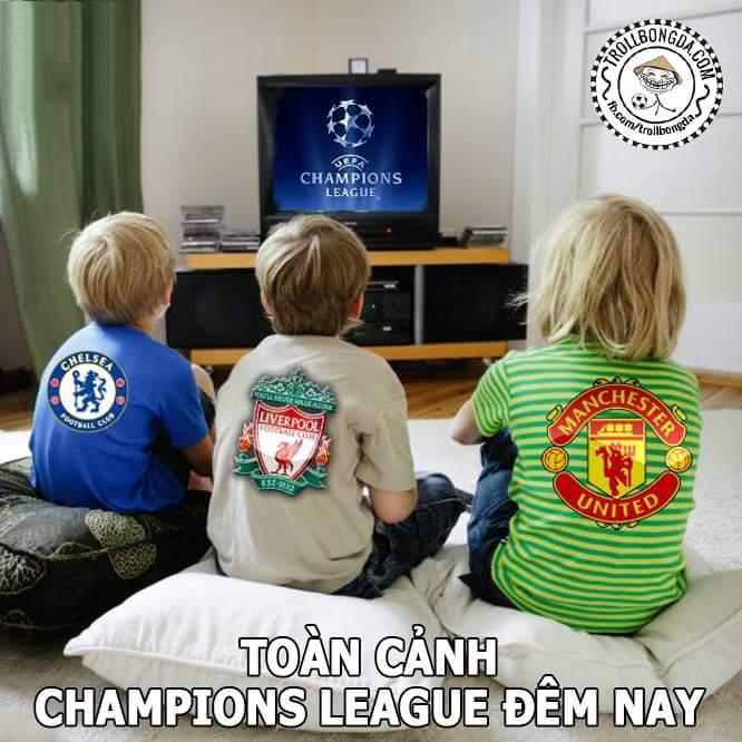 Dự là UEFA Champions League năm nay mất lượng lớn khán giả