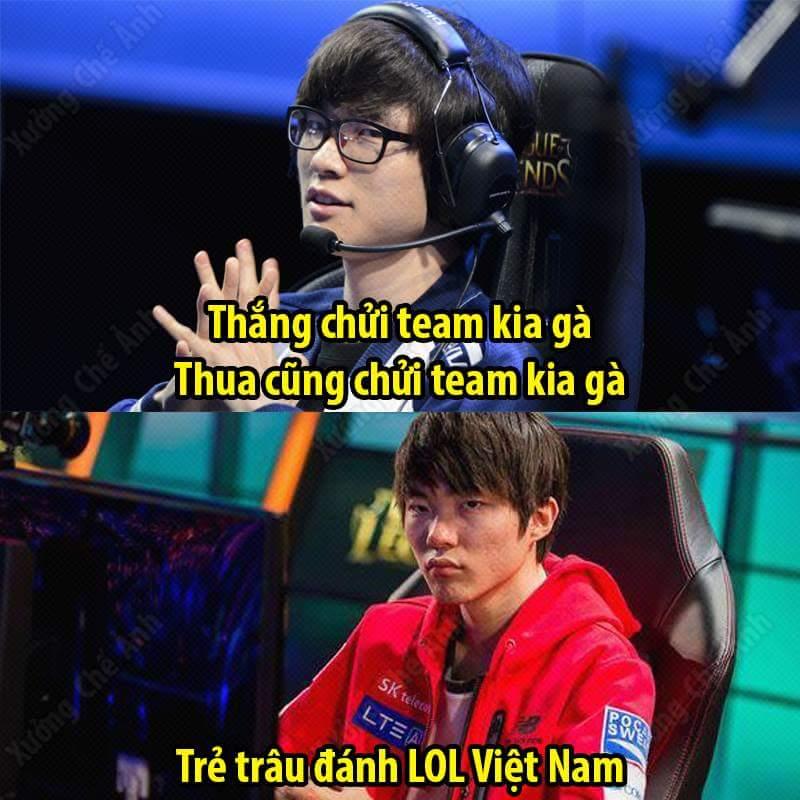 Fan LOL thấy có đúng không?