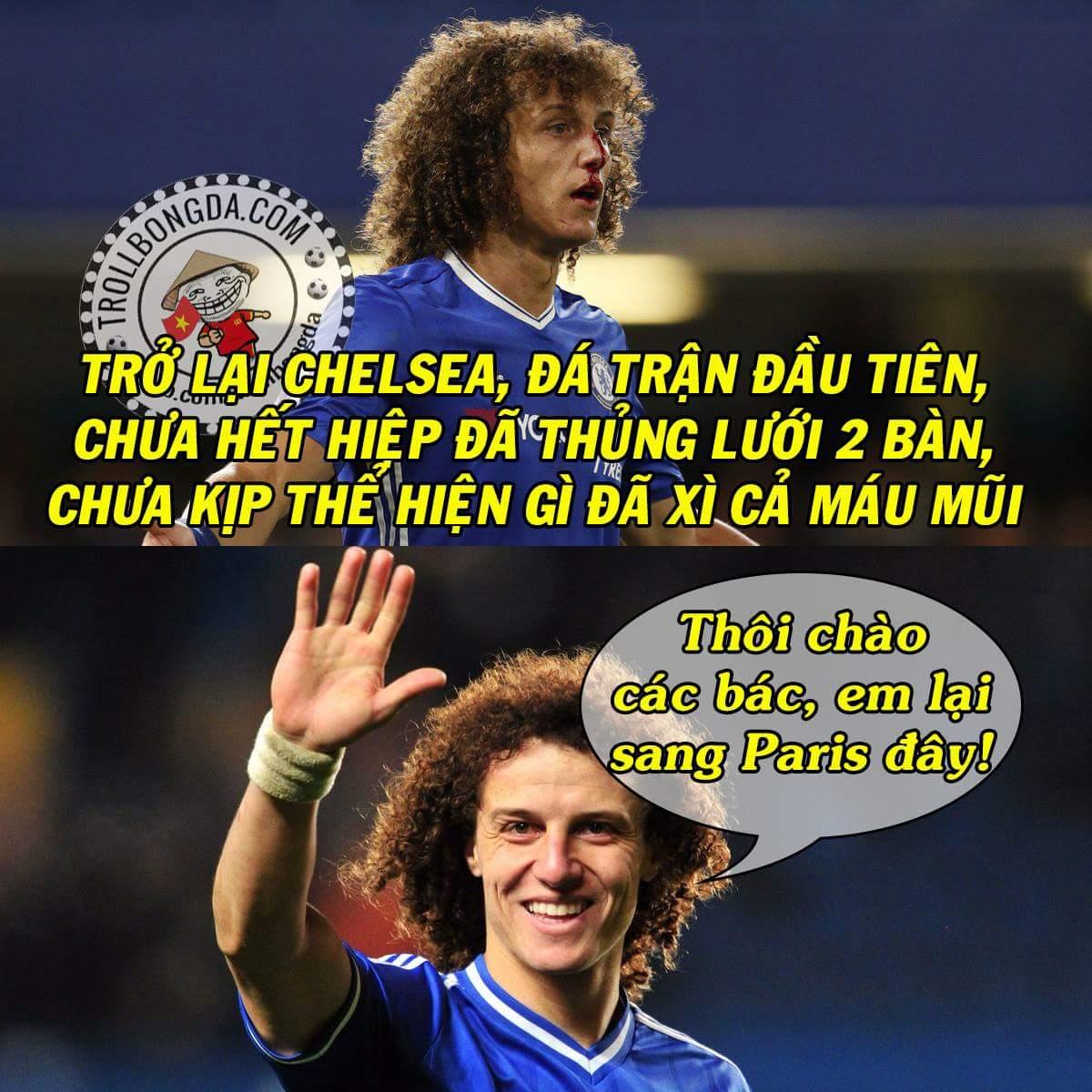 Hết hiệp 1: Chelsea 0-2 Liverpool. Liverpool quá hay và hiệu quả. Chờ Conte trổ tài trong hiệp 2....