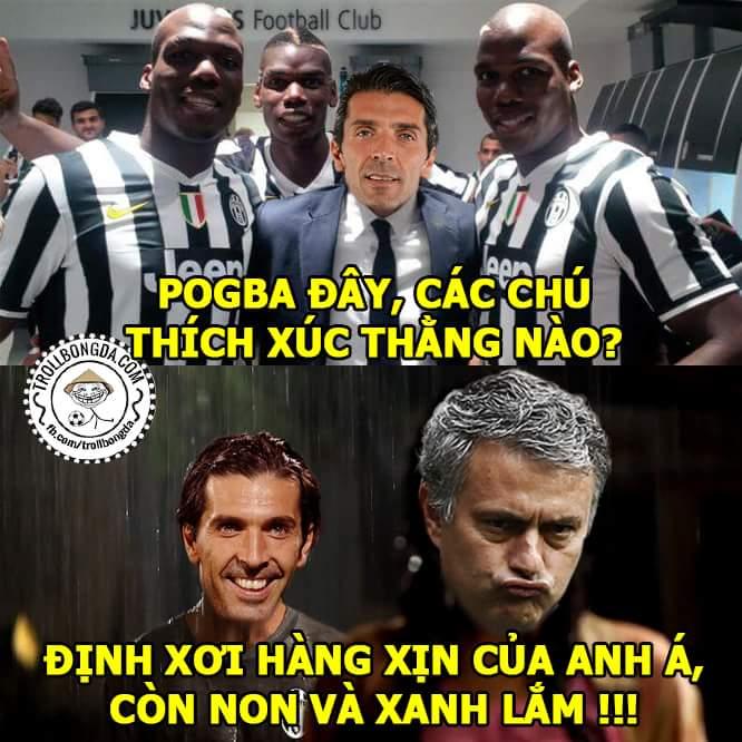Cú lừa của thế kỉ =)) Bái phục Juventus kkk