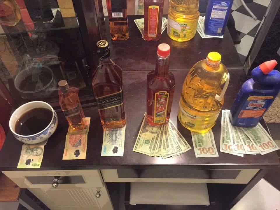 Bạn sẽ uống cái nào? :v