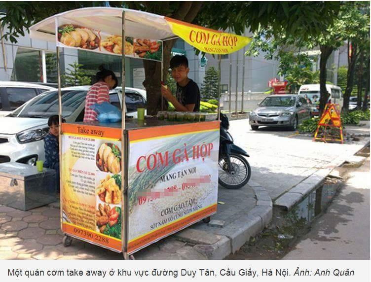 KINH DOANH CƠM BỤI TAKE - AWAY  Không mất chi phí thuê mặt bằng, chỉ phục vụ nửa ngày tại các...