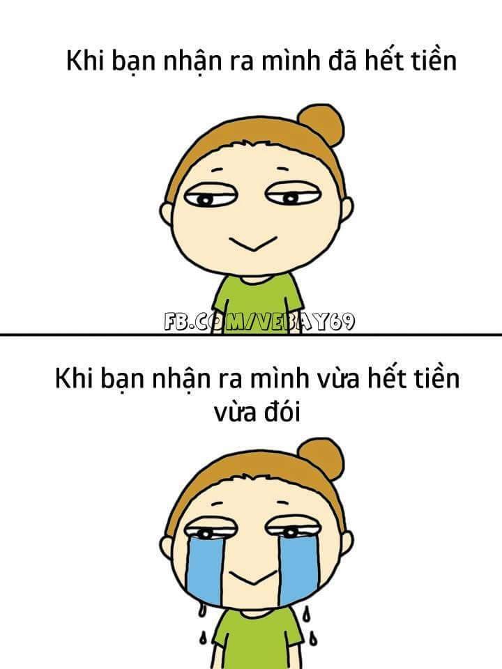 Còn gì buồn hơn? :(