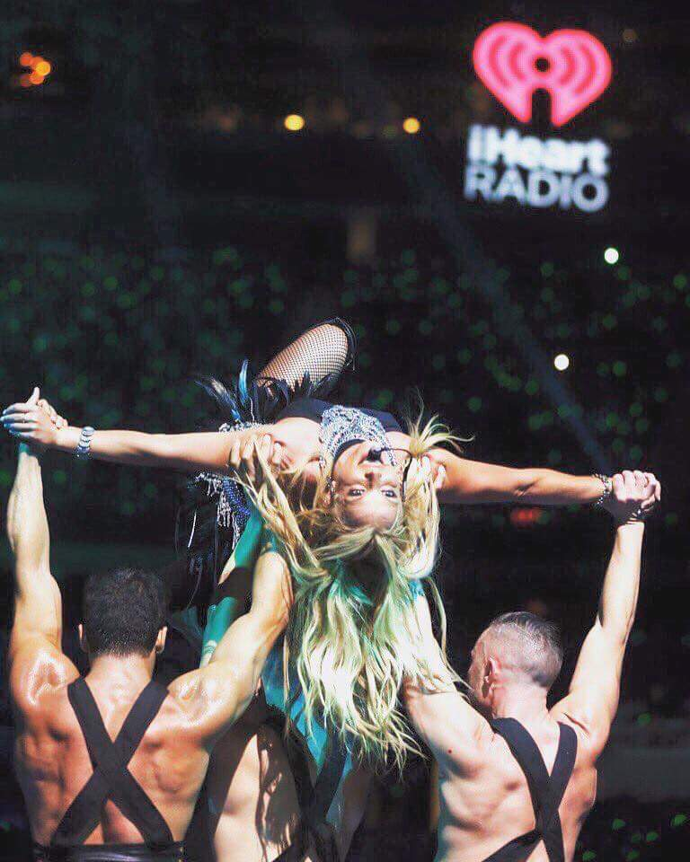 Rumor: Britney Spears will be performing at X-Factor (Final), AMAs and Saturday Night