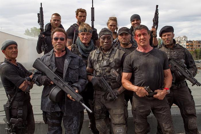 Все американские актеры из боевиков