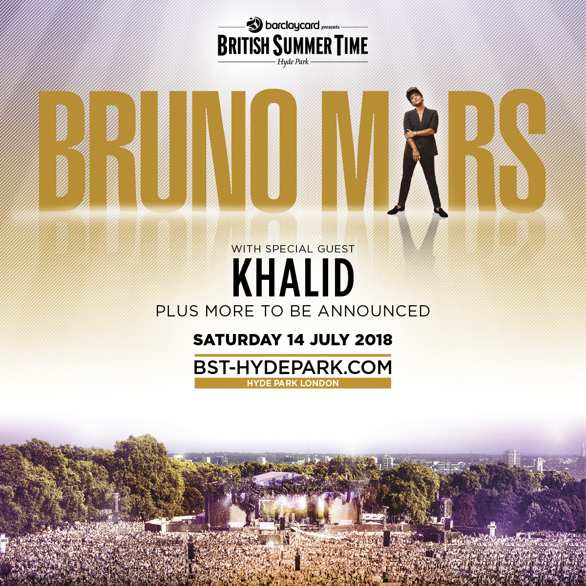 Bruno mars concert london tickets
