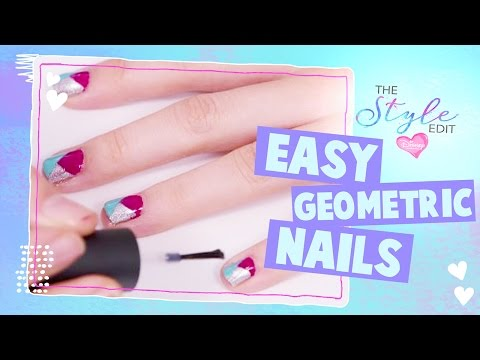 Disneychannel.com.au nails