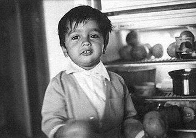 Indian celebrities children photos
